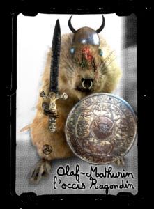 Olaf Mathurin, l'occis ragondin