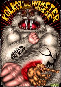 Kolkoz le hamster russe