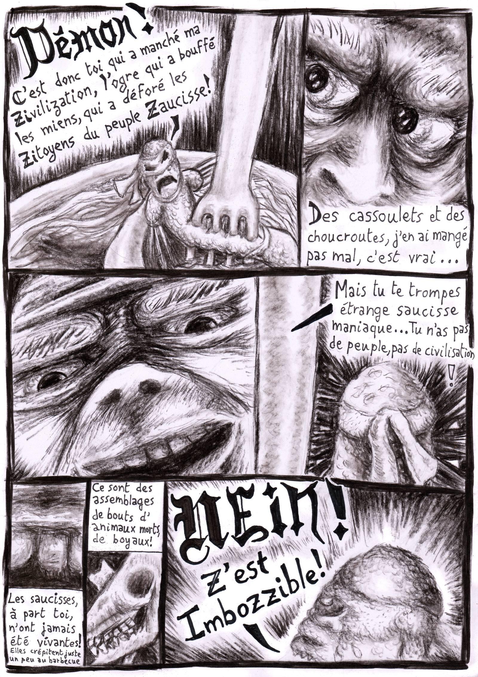 La terrible Révélation qui secoua ZuperWurst